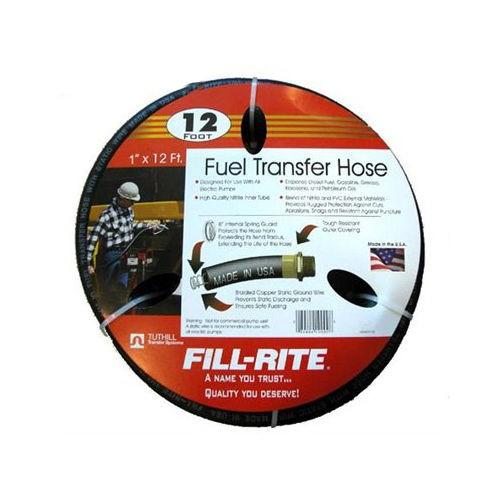 Tuthill Fill Rite FRH10012 Fuel Transfer Hose 1x 12