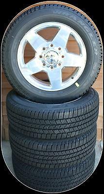 2011 2013 GMC Sierra Denali HD 2500 3500 8 Lug 20 Wheels LT265/60R20