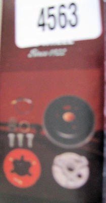Grant Steering Wheel Adapter Intallation Kit GT4563 VW T1 Thru 1959