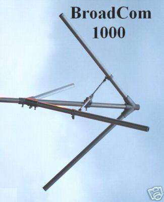 800W FM Broadcast Antenna 87 108Mhz Circular Polarized