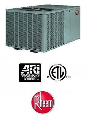 Newly listed Goodman R410A 14 SEER Packaged Dual Fuel 2.5 Ton Heat