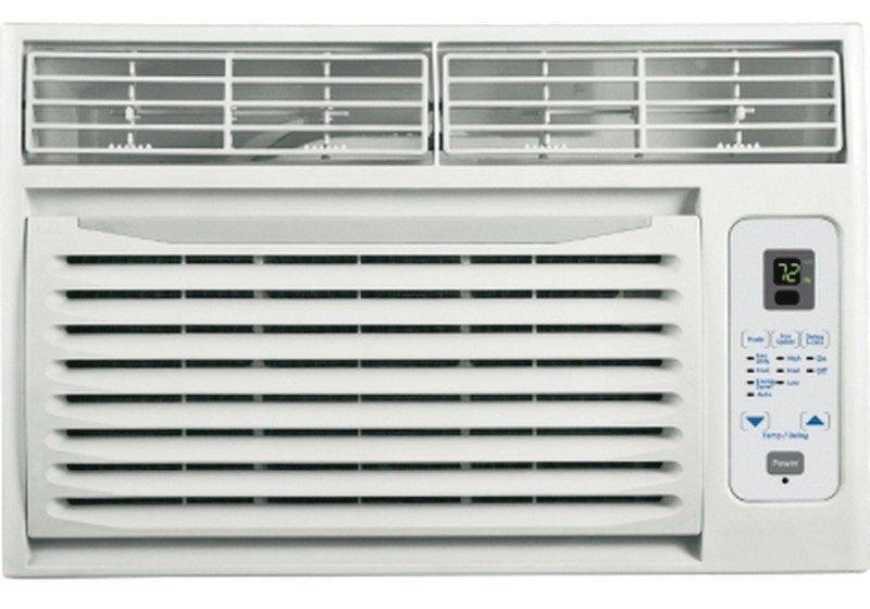 6,000 BTU Air Conditioner Energy Star Window Unit with Remote Control