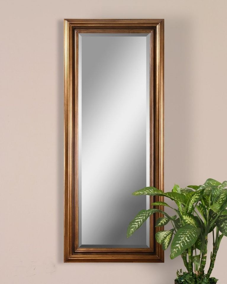 Full length wall mirror in mirrors for Full length wall mirror