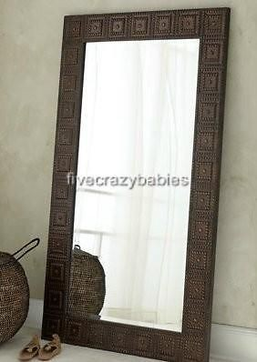 full length wall mirror in Mirrors