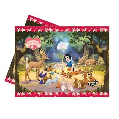 Disney Princess Snow White Tablecover Party SuppliesFancy Dress