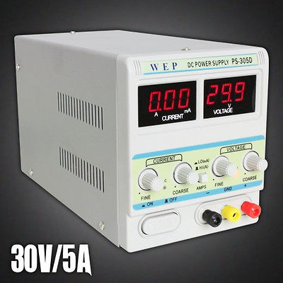 variable dc power supply in DC Power Supplies