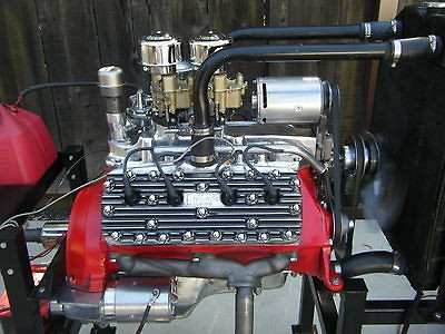 Ford Flathead Flat Head 59A 239 Rebuilt Engine Motor Hot Rat Rod SCTA