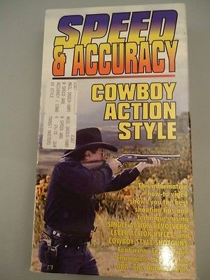 Speed & Accuracy Cowboy Style Gun Shooting Single Action Revolver