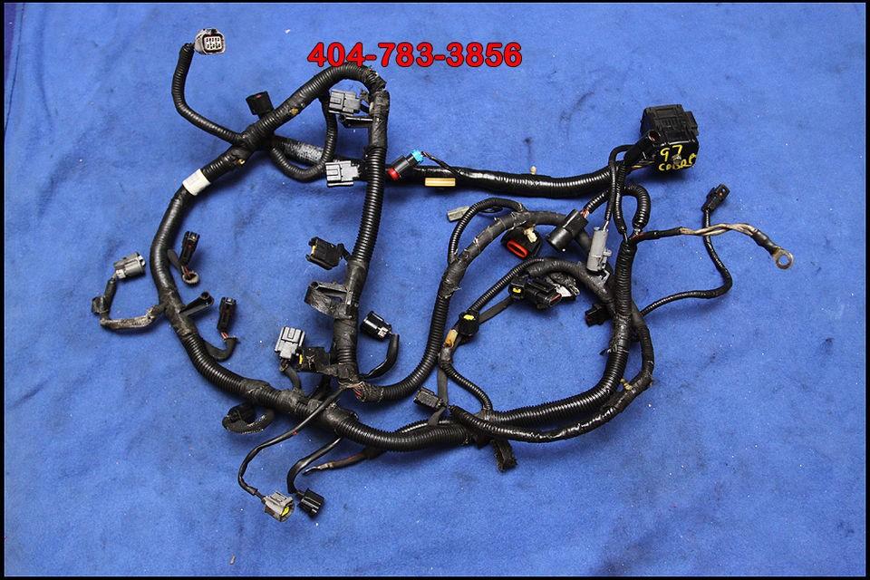 96 97 ford mustang svt cobra 4 6 dohc engine injector. Black Bedroom Furniture Sets. Home Design Ideas