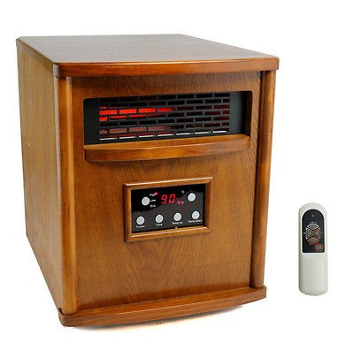 quartz infrared heater in Portable & Space Heaters