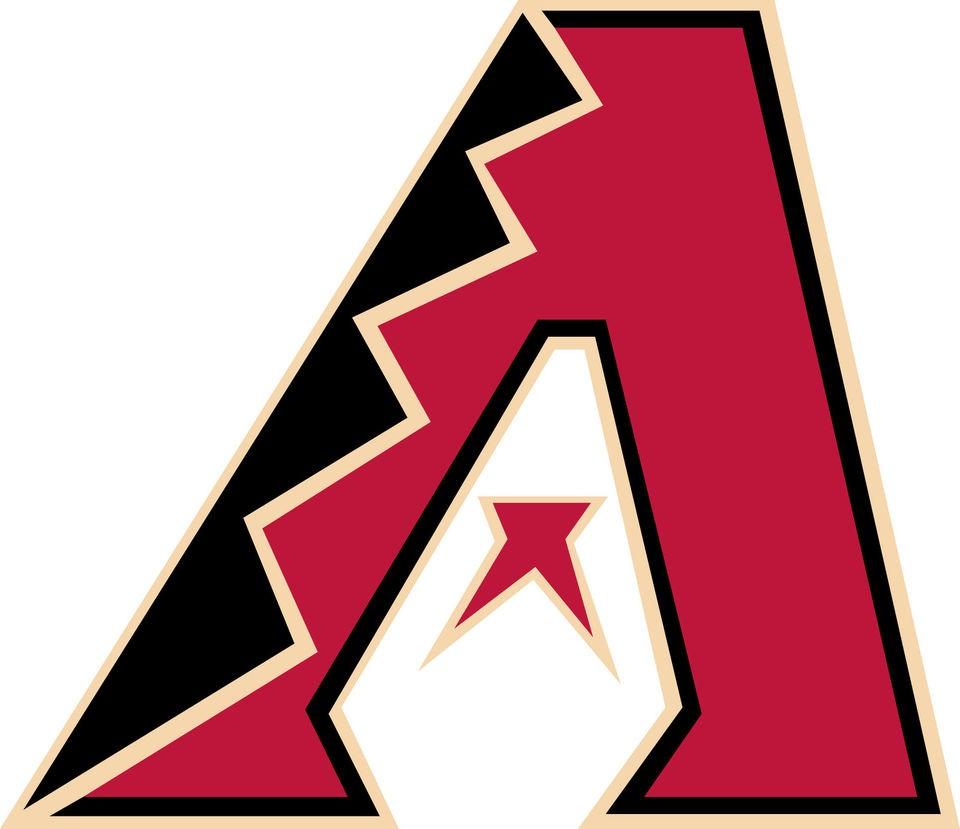 ARIZONA DIAMONDBACKS Logo * Window WALL STICKER * Vinyl Car Decal