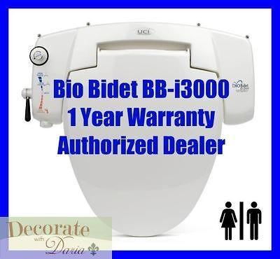 bidet seat toilet in Bidets & Toilet Attachments