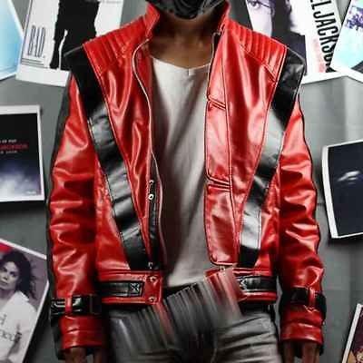 Michael Jackson Thriller Jacket Free Billie Jean Glove