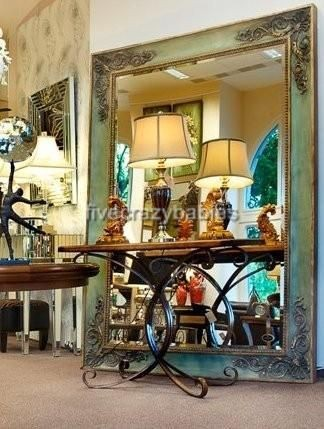 extra large wall mirrors in Mirrors