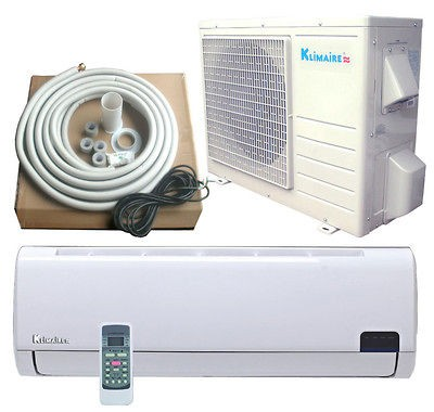 12000 BTU KLIMAIRE Inverter Ductless Mini Split Heat Pump Air