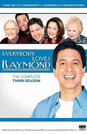 Everybody Loves Raymond   The Complete Third Season DVD, 2005, 5 Disc