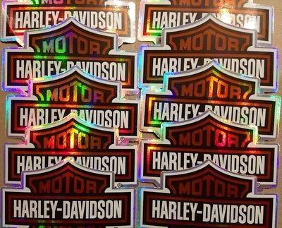 harley davidson logo stickers in Stickers & Decals