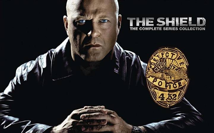 The Shield The Complete Series DVD Box Set New 2009 29 Disc Set