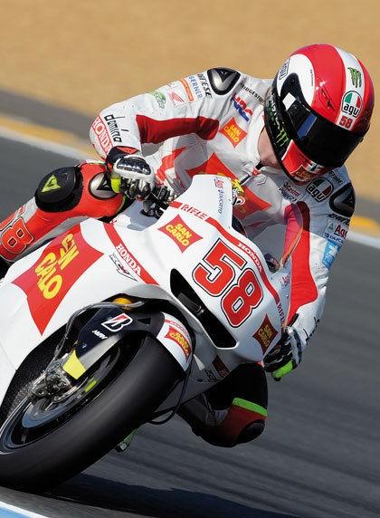 AGV GP Tech Marco Simoncelli Replica Large L Helmet NEW in Box *MotoGP