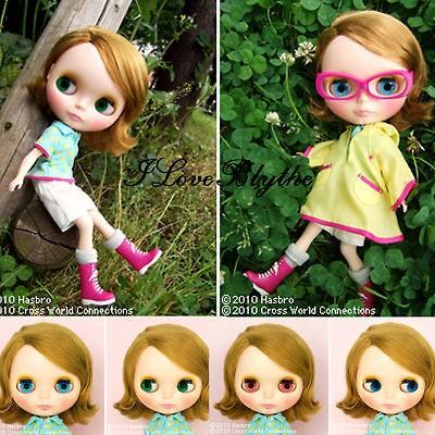 takara 12 neo blythe doll nicky lad from hong kong