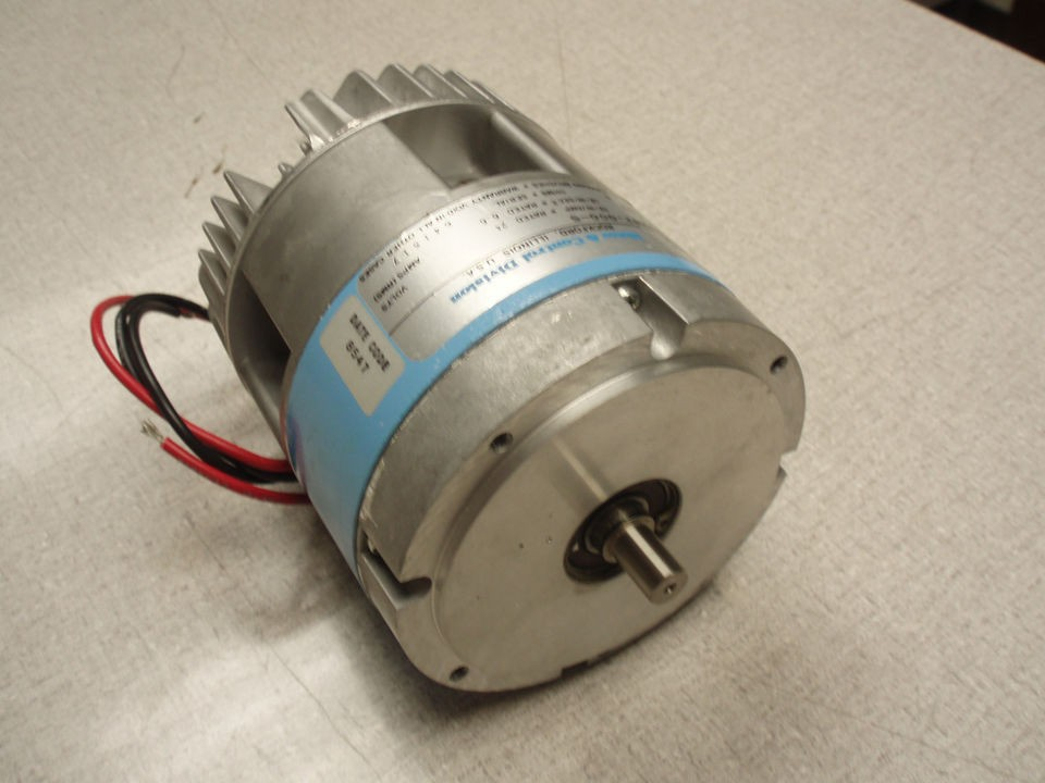 Pacific scientific honeywell servo motor encoder 24vdc for Pacific scientific stepper motor