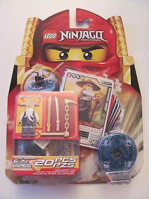 LEGO NINJAGO 2256 Garmadon Pack Complet-Neuf
