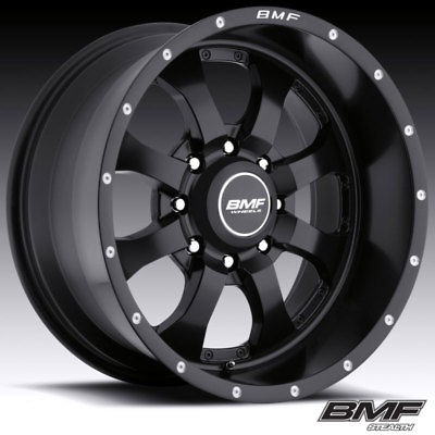 NOVAKANE RIMS AND 33X12.50X20 TOYO OPEN COUNTRY MT WHEELS TIRES 33