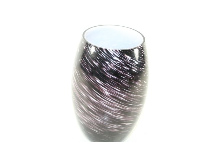 ACCESS LIGHTING 28278 BS/PLS SYDNEY SWIRL CONE GLASS MINI PENDANT
