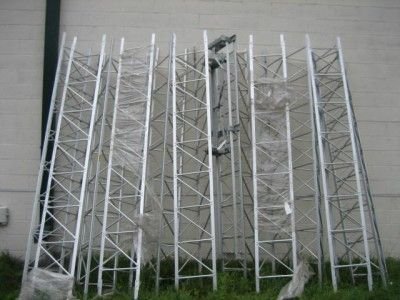 Glen Martin Antenna Tower 100ft Ham Radio Hazer