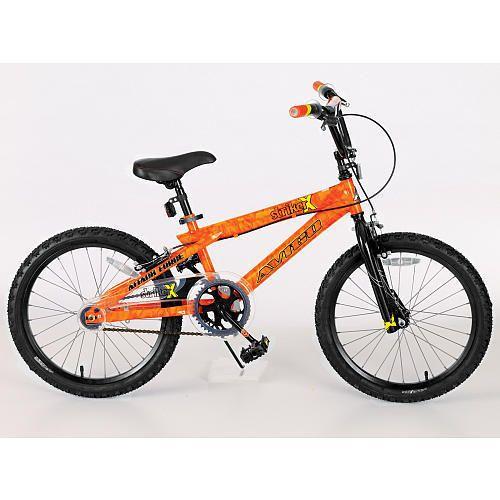 Avigo 20 inch Striker x BMX Bike Boys
