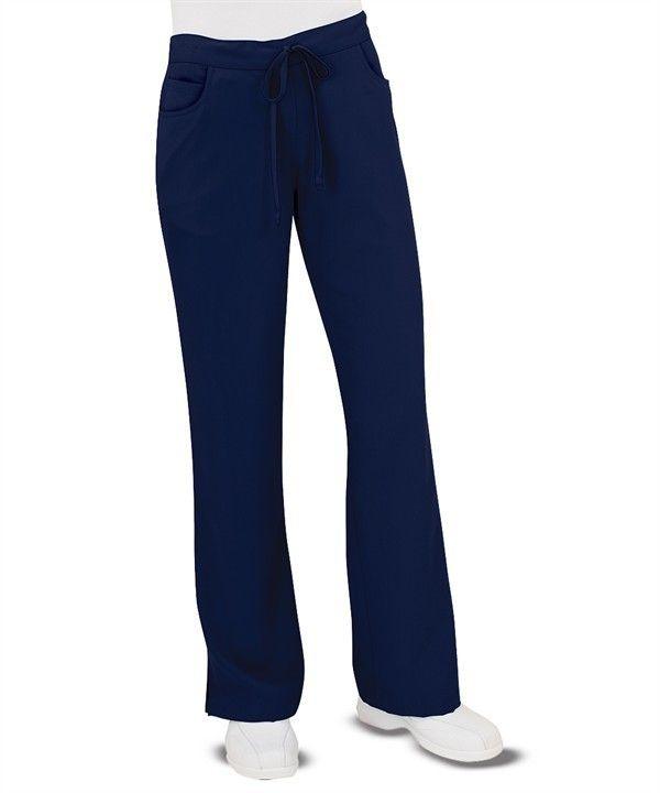 Barco Greys Anatomy Scrub medium Tall Pants Indigo Navy 4232T