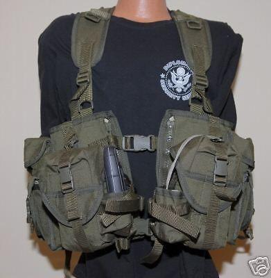 1624 Arktis M173 NL Rig, Ranger Green, Civil Air Patrol SAR Vest