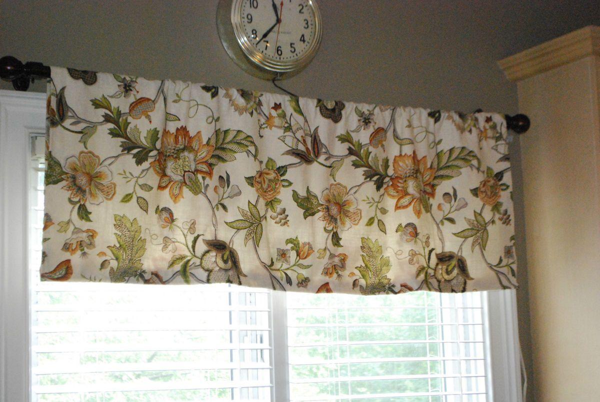 ... Kitchen Curtains Valances Target By Kitchen Curtains Valances Target ...