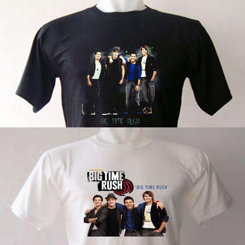 Big Time Rush T Shirt Size s M L XL 2XL 3XL