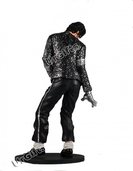 Michael Jackson Billie Jean Statue 1 6 12 Figure New