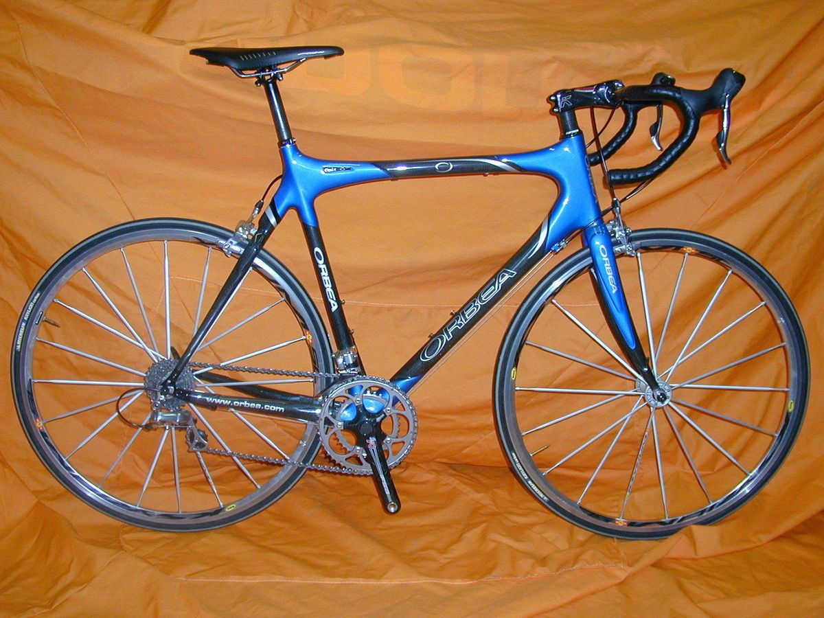 ORBEA Onix Carbon Road Bicycle 57cm Shimano Dura Ace
