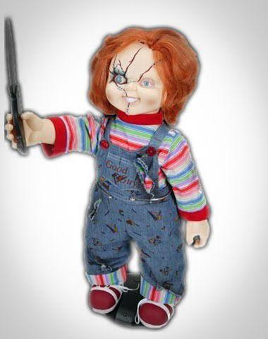 Кукла чаки украла лялю