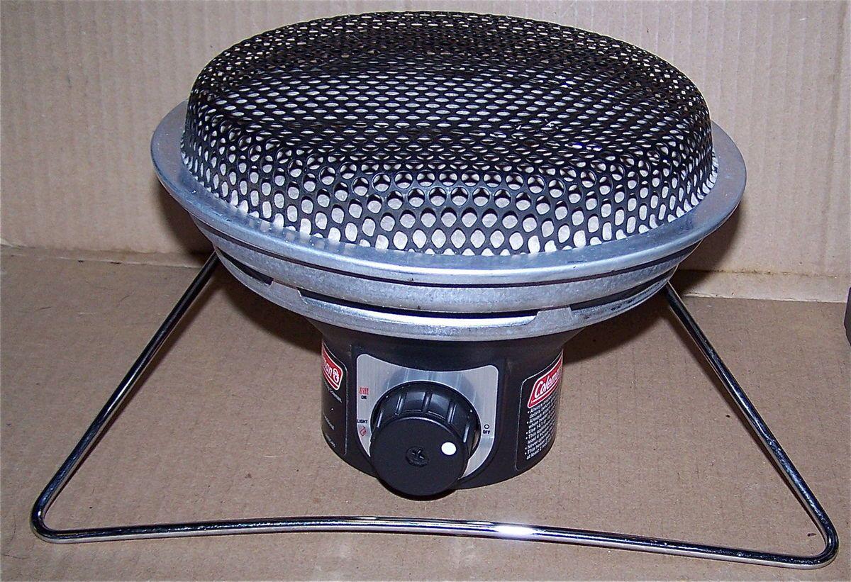Coleman BlackCat Propane Catalytic Heater 5033 Camping Heater