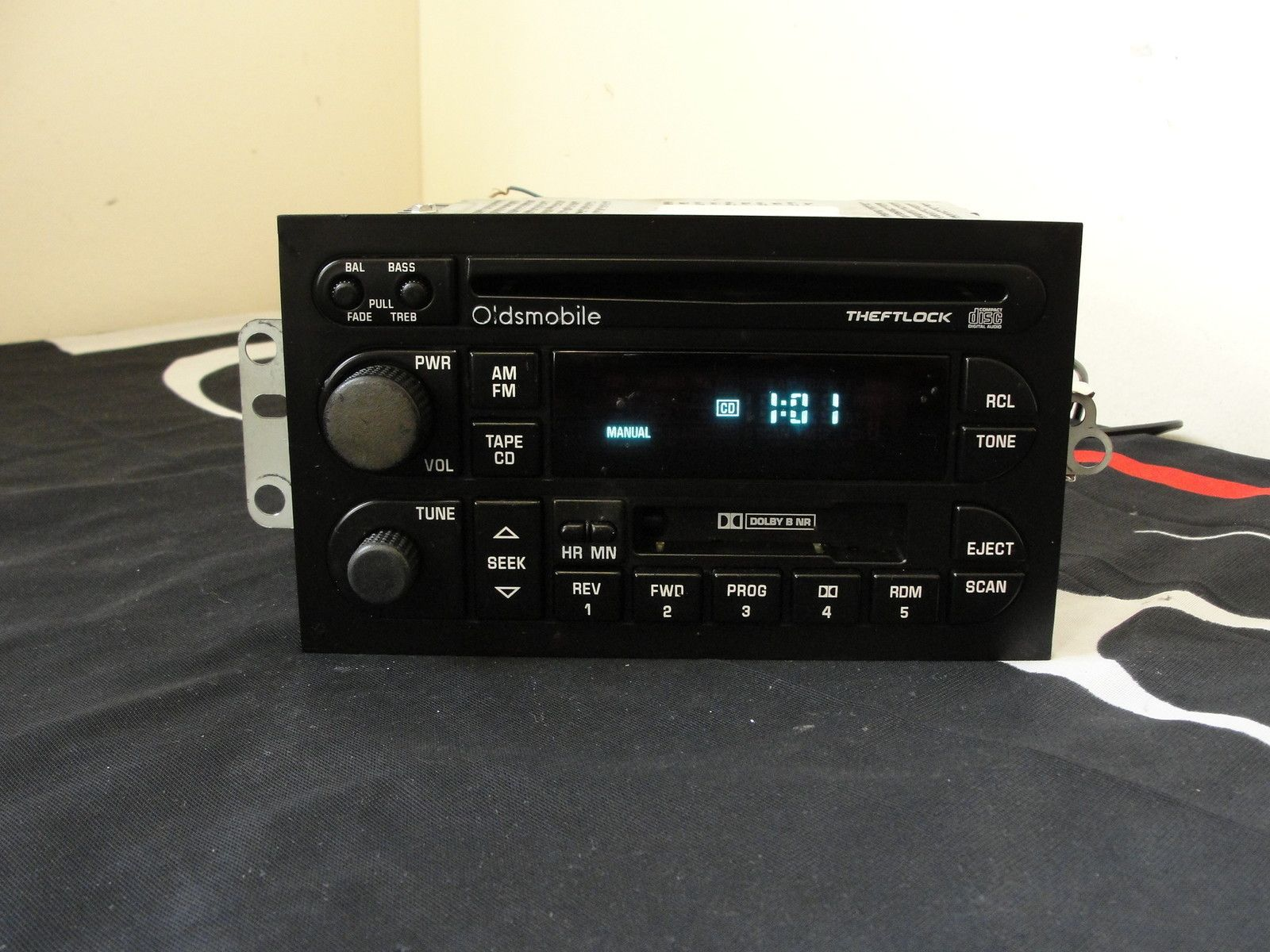 Wiring Diagram For Delco Car Stereo : Delco radio cd player wiring camaro bose stereo