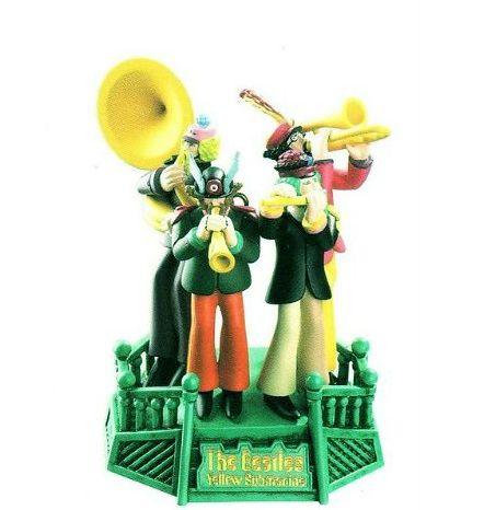Carlton Cards Heirloom The Beatles Christmas Ornament