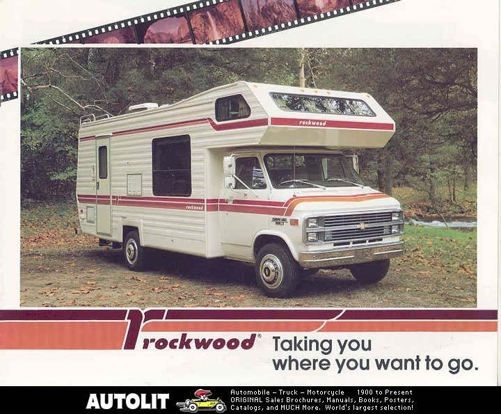 1991 Chevy Motorhome