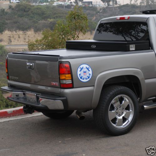 American Work Cover Chevy GMC Pickup Truck Bed Cover