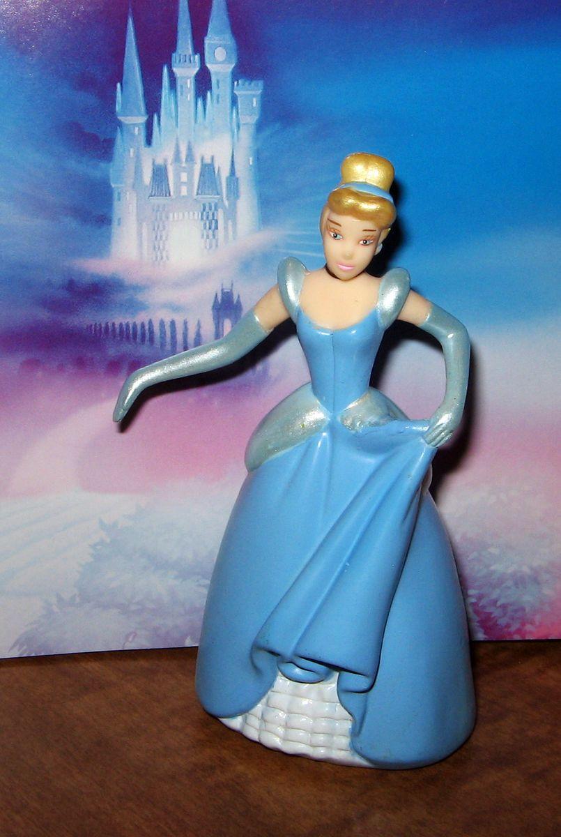Cinderella Doll Toy Figurine Action Figure Birthday Cake Topper