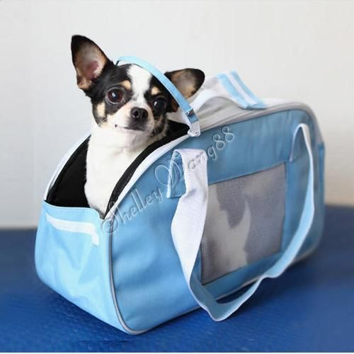 Comfort Pet Dog Cat Carrier Soft Travel Tote Tent Airline Approved