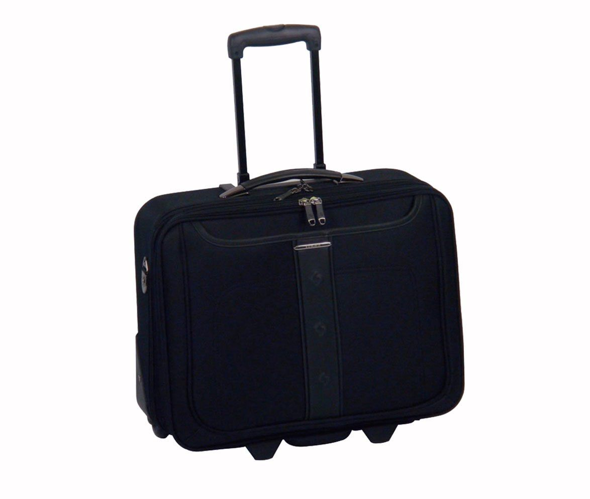 14 1 Rolling Laptop Notebook Computer Case Bag HP Dell