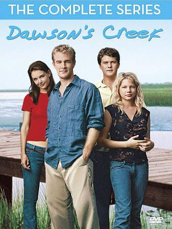Dawsons Creek The Complete Series (DVD, 2011, 24 Disc Set) (DVD