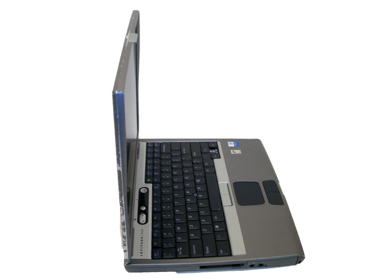 Dell Latitude D600 WiFi Laptop PM 1 60GHz 1GB 20GB DVDROM XPP Free