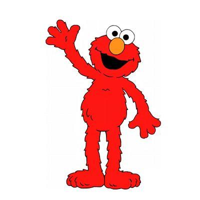 Sesame Street Elmo T Shirt Iron on Transfer 3 Designs