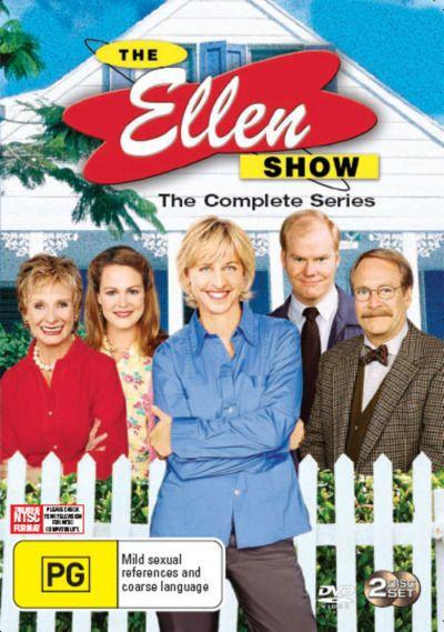 Brand New The Ellen Show Complete Series DVD 2008 2 Disc Set