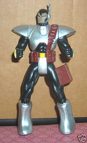 Marvel x Men Comcast 1994 Toy Biz Action Figure